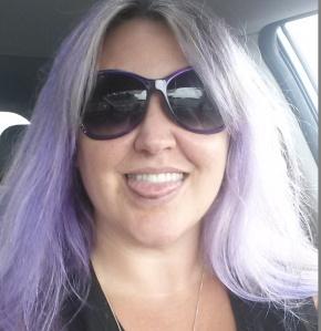 purple hair perks?