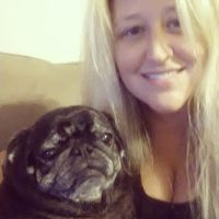 Me & the pugster