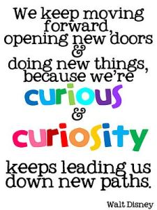 Curious & Curiosity - Disney