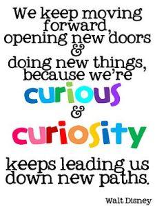 Curious & Curiosity - Disney